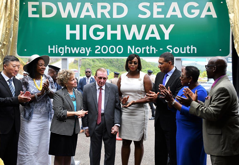 Edward-Seaga-Highway-Opening