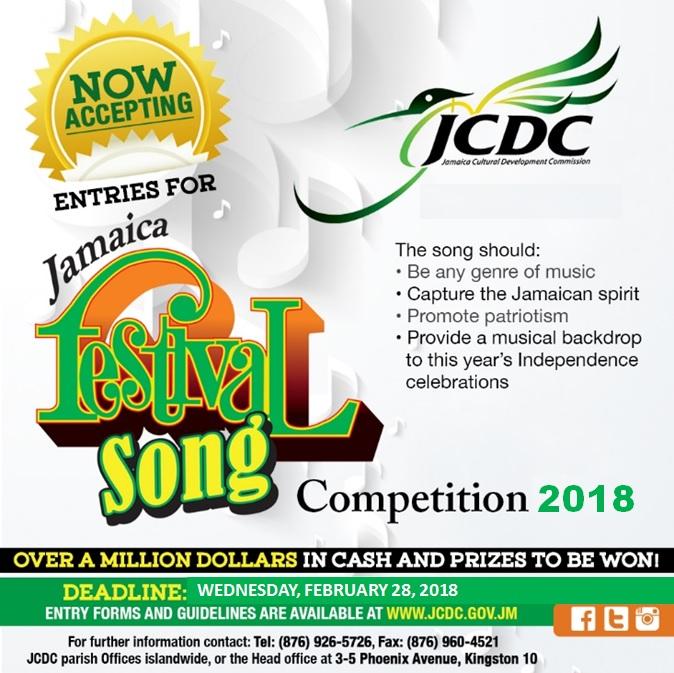 Jamaica Festival 2018
