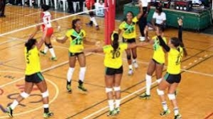 Grange commends Under-19 volleyball team