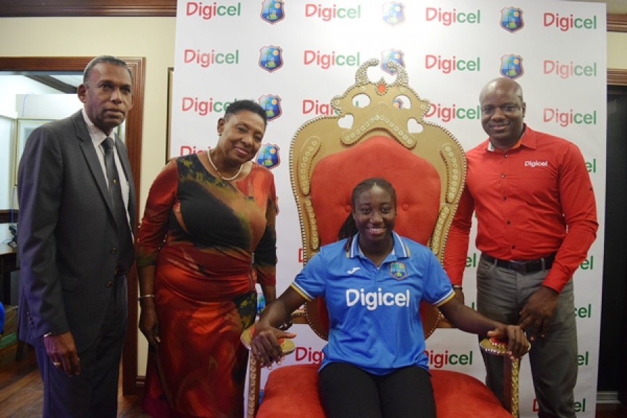 Minister Grange Calls for Greater Equality in Sports
