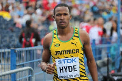 Grange Congratulates Jaheel Hyde and Tiffany James, Says Jamaica's Athletics Programme Will Only Get Stronger