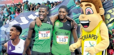 Grange impressed with Champs performances