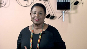 Minister of Culture, Gender, Entertainment and Sport, the Honourable Olivia Grange, delivers message for International Jazz Day 2019
