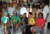 The Hononorable Olivia Grange, Minister of Culture, Gender, Entertainment and Sport with members of Rastafari Mansions and Groups following a meeting to discuss Rastafari matters. Also in photo (Front Row, R-L) Debra-Kay Palmer, Director, World Heritage and Cultural Conventions, MCGES; Sister Mitzie Williams, Nyabinghi Council; Ras Gairy Williams, House of Dread; Barbara Blake-Hannah, Director Cultural Research & Information, MCGES; (BACK Row L-R) Ras Garth, Nyabinghi Order; Dorrck Gray, Executive Director, Jamaica National Heritage Trust; Ras Garth Whyte; Bongo Jerry Small; Bernard Janke, Executive Director, African-Caribbean Institute of Jamaica; Priest Dermot Fagan, H.I.M. School of Vision; Dr. Jahlani Niah, Director, Rastafari Studies Center, UWI; Ras Gary Reuben, Twelve Tribes of Israel; Marcus Goffe, Rastafari Youth Initiative, Ras Firstman, Director, Rastafari Indigenous Village.