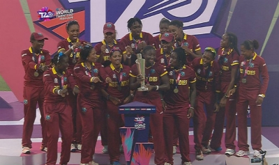 West Indies triumph a giant step forward for women in sport - Grange