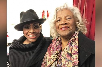 Ivy Ralph and her daughter, Sheryl Lee Ralph