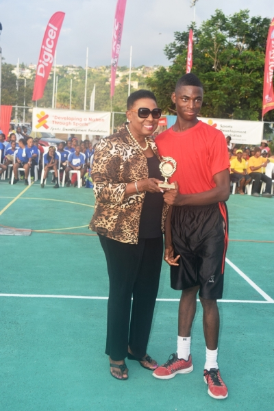 Sport Minister Rea?rms GOJ's Commitment to Developing Jamaica's SpecialOlympics Programme