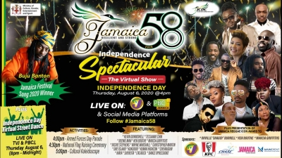 Independence honour for Shaggy, Marcia Griffiths and Ken Boothe