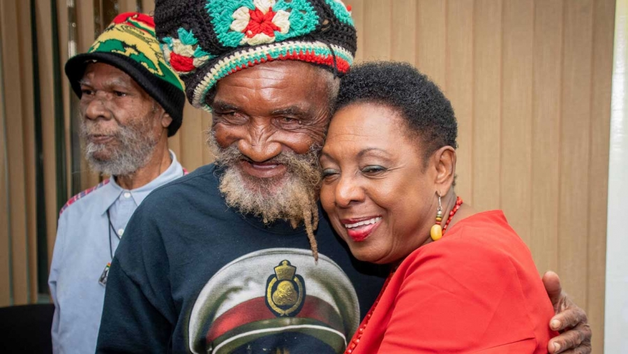 Grange celebrates Rastafari Groundation Day