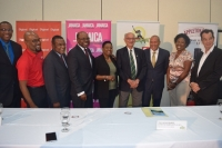 Government on Track to Promote Brand Jamaica at London World Championships