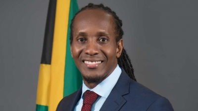 The Honourable Alando Terrelonge, MP - Minister of State in the Ministry of Culture, Gender, Entertainment and Sport