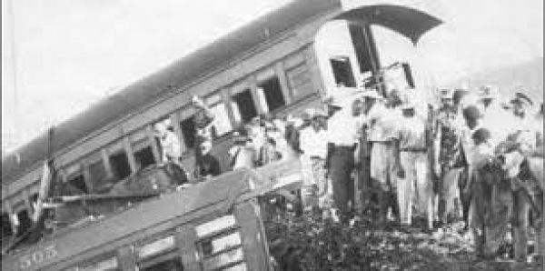 September 1 Commemoration Day for Kendal Train Crash - Grange