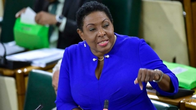 Grange outlines measures to eliminate violence against women