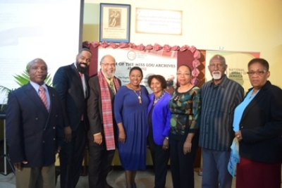 Miss Lou Archives Launched at the National Library of Jamaica