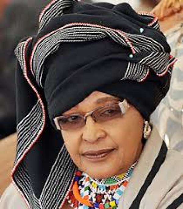 Grange expresses sorrow at passing of Winnie Mandela