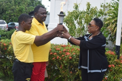 Government donates $2.5 million to Special Olympics Jamaica