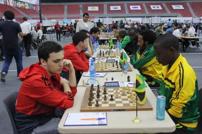 ROUND ONE REPORT- A TOUGH DAY FOR JAMAICA'S TEAMS