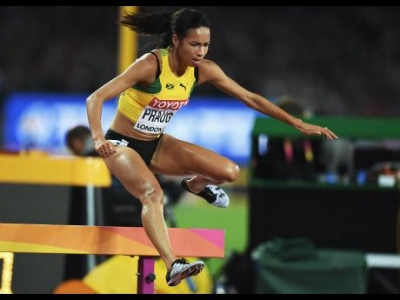 Grange congratulates inspirational Praught on historic Commonwealth Games victory