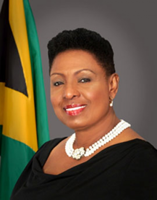 LABOUR DAY 2016 MESSAGE FROM THE HONOURABLE OLIVIA GRANGE, CD, MP MINISTER OF CULTURE, GENDER, ENTERTAINMENT AND SPORT