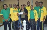 Government gives Jamaica Chess Federation $2 million boost ahead of Olympiad