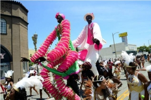 Iconic Pieces from Trinidad Carnival to be Featured at this year's Grand Gala