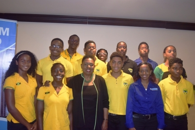 National Swimmers Covered Under the New Jamaican Athlete Health Insurance Plan (JAIP), says Grange