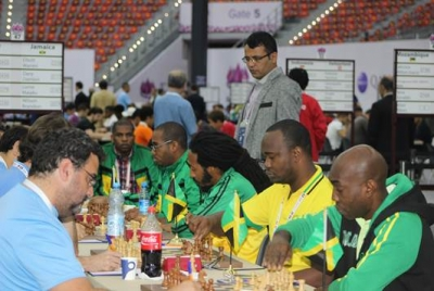 ROUND FIVE REPORT-A THING OF BEAUTY - JAMAICAN WOMEN OUTCLASS ZAMBIA