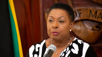 Minister of Culture, Gender, Entertainment and Sport, the Honourable Olivia Grange, announces plans to honour the late, former Prime Minister, the Most Honourable Edward Seaga