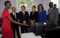 Institute of Jamaica benefits from Japanese Grant