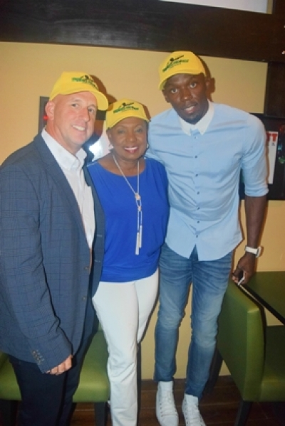 Usain Bolt Tracks and Records franchise good for Brand Jamaica – Grange