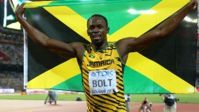 Grange: Bolt's record will stand a long time