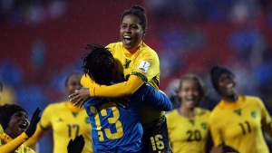 Grange Hails Reggae Girlz as True champions