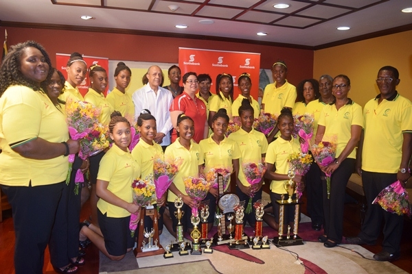 Under-16 netballers urge to push for senior status